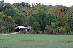 24 October 2017:  Roseville Bridge.<br /> <br />  Parke County Indiana is the site of the Indiana Covered Bridge Festival every October