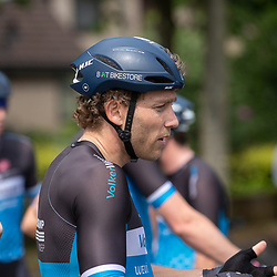 VELDHOVEN (NED) July 4 <br /> CYCLING <br /> The first race of the Schwalbe Topcompetition the Simac Omloop der Kempen<br /> Coen Vermeltvoort
