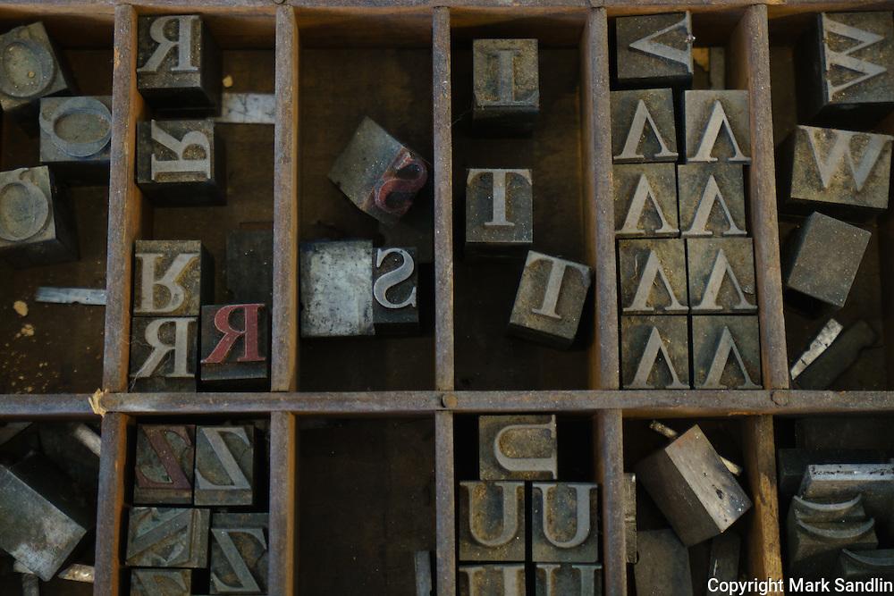Afterpress, Homewood, Alabama, Bradey Baxter, letterpress, specialist