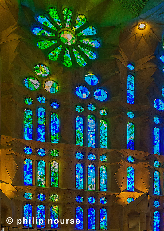Basilica de la Sagrada Familia, Barcelona