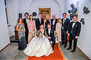 Wedding of Countess Diana Bernadotte of Wisborg and Stefan Dedek