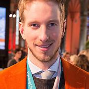 NLD/Den Haag/20180323 - Huldiging Olympische en Paralympische medaillewinnaars, Jan Blokhuijsen