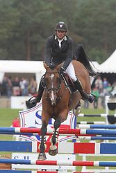 Bouguennec Regis - Heartbreaker van de Achterhoek<br /> 5 Years old horses<br /> Championship Young Horses Fontainebleau 2012<br /> © Hippo Foto - Counet Julien