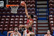 HinesKyle of Olimpia Milano <br /> A X Armani Exchange Olimpia Milano - Allianz Pallacanestro Trieste <br /> Basket Serie A LBA 2020/2021<br /> Milano 31 January 2021<br /> Foto Mattia Ozbot / Ciamillo-Castoria