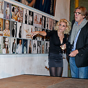 NLD/Amsterdam/20101110 - Presentatie Linda het Boek, Judith Osborn en partner Bert van der Veer