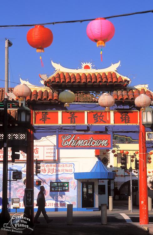Chinatown, Los Angeles, California (LA)