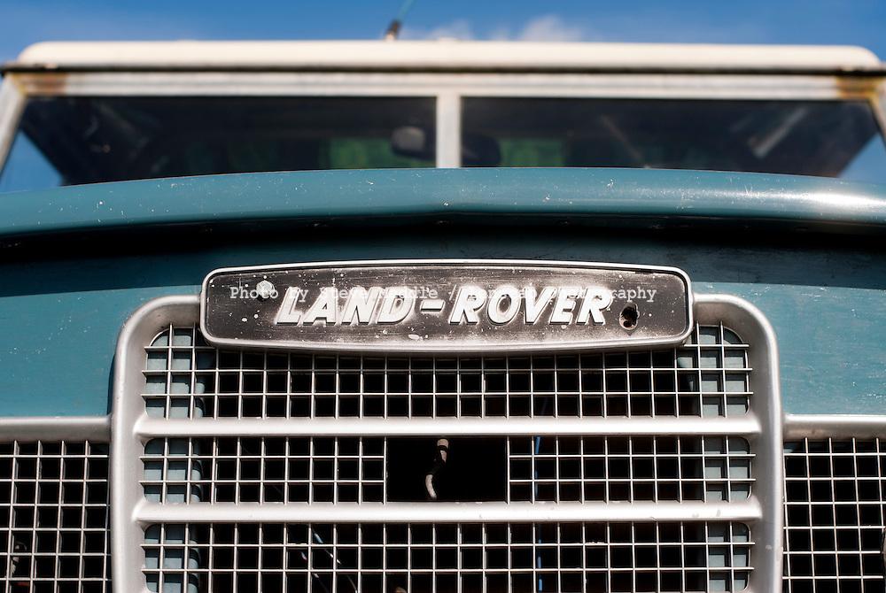 Land Rover Series III, 1980 - 2010