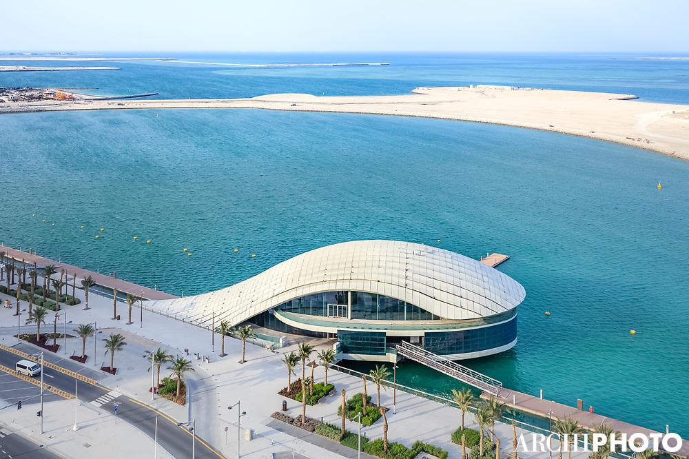 AS. Architecture-Studio • Lusail Yachtclub, Doha, Qatar