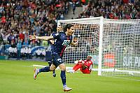Edinson Roberto Paulo Cavani Gomez (psg) (El Matador) (El Botija) (Florestan) marque le 1er but