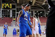 Porec 09 Agosto 2012 - Amichevole Croazia Italia<br /> Nella Foto : DANIEL HACKETT<br /> Foto Ciamillo