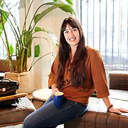 Liesbeth Simons, projectmedewerker bij de Cultuurschakel, Den Haag.