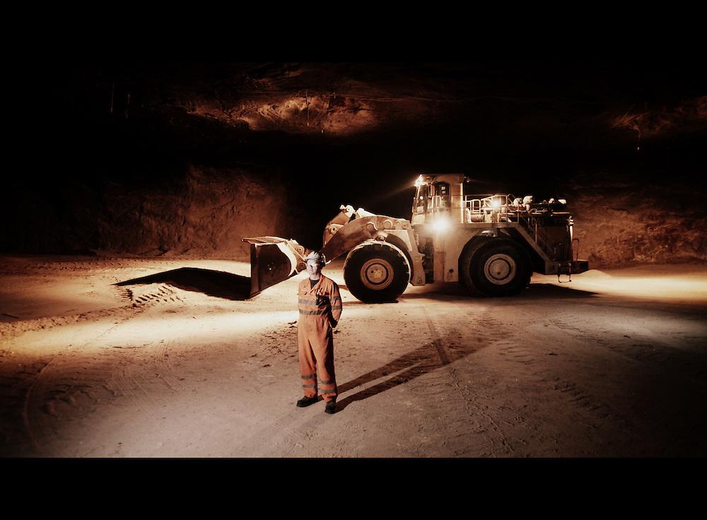 Cheshire Salt Mine - for Highways Agency