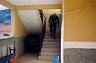 Police station.. Sorata Bolivia