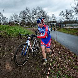 03-01-2020: Wielrennen: Teampresentatie Corendon: Amsterdam