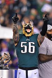 The Philadelphia Eagles beat the Minnesota Vikings 38-7 to win the NFC Championship at Lincoln Financial Field on January 21, 2018 in Philadelphia, Pennsylvania. (Photo by Drew Hallowell/Philadelphia Eagles)