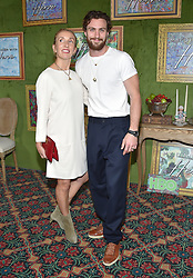 October 4, 2018 - Hollywood, California, U.S. - Aaron Taylor-Johnson and Sam Taylor-Johnson arrives for the HBO's 'My Dinner With Herve' Los Angeles Premiere on the Paramount Studios Lot. (Credit Image: © Lisa O'Connor/ZUMA Wire)
