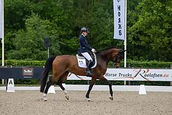 Van Der Horst Rixt, NED, Findsley N.O.P.<br /> Nederlands Kampioenschap<br /> Ermelo 2021<br /> © Hippo Foto - Dirk Caremans<br />  05/06/2021