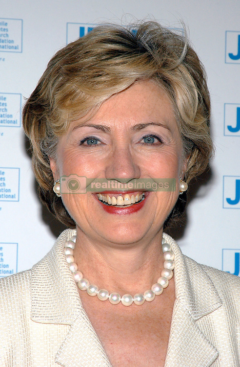 Senator Hillary Clinton attends The Annual Promise Ball at the American Museum of Natural History on Saturday, November 13, 2004 in New York City. Photo by Slaven Vlasic/ABACA.