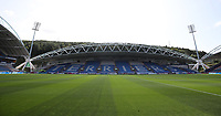 Football - 2017 / 2018 Premier League - Huddersfield Town vs. Newcastle United<br /> <br /> General views of The John Smith Stadium.<br /> <br /> COLORSPORT/LYNNE CAMERON