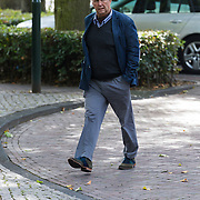 NLD/Laren/20130102 - Uitvaart John de Mol Sr., Edwin Rutten