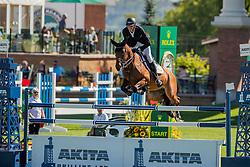 Schuttert Frank, NED, Queensland E<br /> Spruce Meadows Masters - Calgary 2019<br /> © Dirk Caremans<br />  04/09/2019