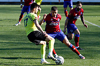 Macauley Southam-Hales. Aldershot Town FC 1-2 Stockport County FC. Vanarama National League. The EBB Stadium. 2.4.21