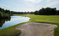 DEN DOLDER - Hole 7.  Golfsocieteit De Lage Vuursche. COPYRIGHT KOEN SUYK