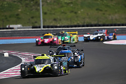 April 15, 2018 - Le Castellet, France - 19 M RACING YMR (FRA) NORMA M 30 NISSAN LMP3 NICOLAS FERRER (FRA) DAVID DROUX (CHE) LUCAS LEGERET  (Credit Image: © Panoramic via ZUMA Press)