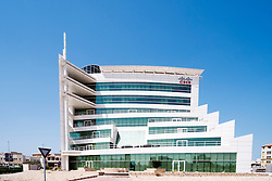 Cisco Systems office building at Dubai Internet City in United Arab Emirates UAE