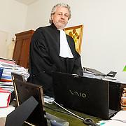 NLD/Amsterdam/20150601 - Advocaat Mark Teurlings