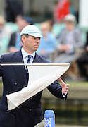 Henley, GREAT BRITAIN,   Henley, Umpire, Richard PHELPS.  2010 Henley Royal Regatta. 10:53:29   Friday  02/07/2010.  [Mandatory Credit: Peter Spurrier / Intersport-images] Rowing Courses, Henley Reach, Henley, ENGLAND . HRR.