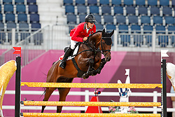 Vogg Felix, SUI, Colero, 268<br /> Olympic Games Tokyo 2021<br /> © Hippo Foto - Dirk Caremans<br /> 02/08/2021