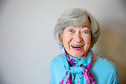 Surprised Senior Woman