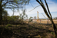 2021-04-26 Impact of HS2 works on Calvert Jubilee Nature Reserve