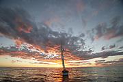 QUANTUM RACING<br />Sail Number: 8889<br />Owner: Ray Roberts<br />Division: IRC<br />Design: Cookson 50<br /><br />2007 Rolex Sydney Hobart Yacht Race<br />© ROLEX / Daniel Forster