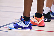 NORTH AUGUSTA, SC. July 10, 2019. Kicks at Nike Peach Jam in North Augusta, SC. <br /> NOTE TO USER: Mandatory Copyright Notice: Photo by Alex Woodhouse / Jon Lopez Creative / Nike
