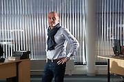 Portrait Didier VION-DELPHIN, entreprise Resinex, Oyonnax // Portrait Didier VION-DELPHIN, company Resinex, Oyonnax, France