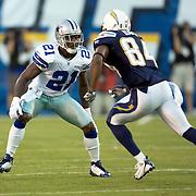 Adam Pacman Jones of the Dallas Cowboys