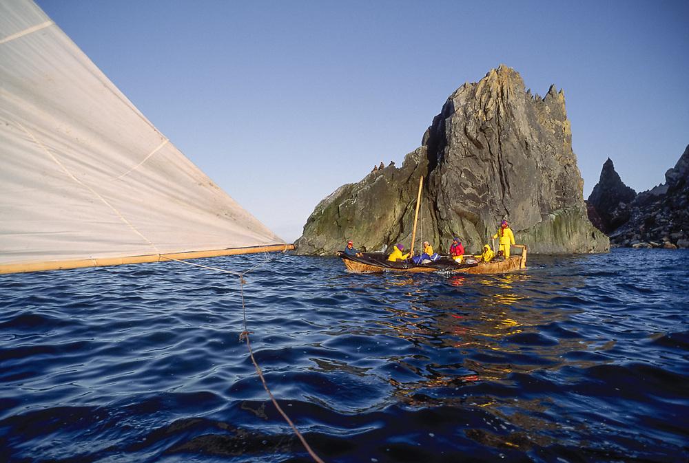 East Cape, near the NE tip of Asia, Bering Sea-Chukchi Sea transition, Northeast Russia, 1992