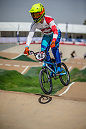 #66 (PALMER James) CAN at Round 1 of the 2020 UCI BMX Supercross World Cup in Shepparton, Australia