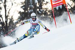 Maria Therese Tviberg (NOR) during the Ladies' Giant Slalom at 57th Golden Fox event at Audi FIS Ski World Cup 2020/21, on January 17, 2021 in Podkoren, Kranjska Gora, Slovenia. Photo by Vid Ponikvar / Sportida