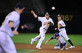 20090831 - Kansas City Royals vs Oakland Athletics