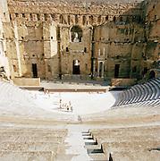 Théâtre antique d'Orange, The Ancient Theatre of Orange, a UNESCO World Heritage Site, Orange, France