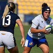 Parma 13/09/2021, Stadio S.Lanfranchi<br /> Qualificazioni Mondiali 2022<br /> Scozia vs Italia femminile<br /> <br /> Melissa Bettoni
