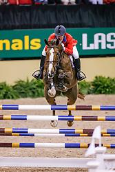Ward Mclain, USA, Sapphire<br /> World Cup Final Jumping - Las Vegas 2007<br /> © Hippo Foto - Dirk Caremans<br /> 21/04/2007