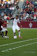 August 4, 2012: Real Salt Lake midfielder Javier Morales (11) in the first half against the Colorado Rapids at Dick's Sporting Goods Park in Denver, Colorado