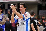 DESCRIZIONE : Campionato 2015/16 Serie A Beko Dinamo Banco di Sardegna Sassari - Grissin Bon Reggio Emilia<br /> GIOCATORE : Giacomo Devecchi<br /> CATEGORIA : Ritratto Esultanza Postgame<br /> SQUADRA : Dinamo Banco di Sardegna Sassari<br /> EVENTO : LegaBasket Serie A Beko 2015/2016<br /> GARA : Dinamo Banco di Sardegna Sassari - Grissin Bon Reggio Emilia<br /> DATA : 23/12/2015<br /> SPORT : Pallacanestro <br /> AUTORE : Agenzia Ciamillo-Castoria/C.Atzori