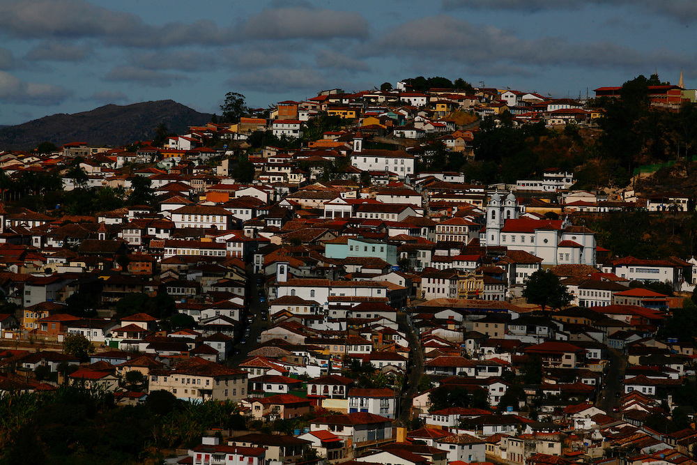 Diamantina_MG, Brasil...Vista panoramica de Diamantina, Minas Gerais...Panoramic view of Diamantina, Minas Gerais...Foto: LEO DRUMOND / NITRO