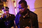 Torino, controlli ed interventi notturni della Polizia di Stato  operazione contro lo spaccio di droga in zona Borgo Dora