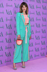 Fuchsia Sumner attending the Summer Party at the V&A, at the Victoria and Albert museum in London. Picture date: Wednesday 20th June, 2018. Photo credit should read: Matt Crossick/ EMPICS Entertainment.
